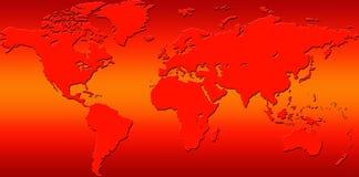 Klima-Änderung Lizenzfreies Stockbild