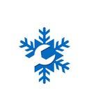 Klimaanlage hält 5 Betriebsversicherungszusammenfassung instand stock abbildung