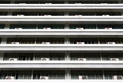 Klimaanlage im Gebäude Lizenzfreies Stockbild