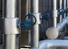 Klimaanlage-Rohr Stockbilder
