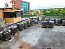 Klimaanlagen Lizenzfreie Stockbilder