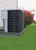 Klimaanlagen-Einheit im Freien Lizenzfreie Stockfotos