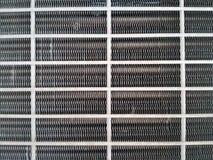 Klimaanlagen-Grill stockfotos