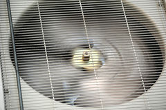 Klimaanlagenconditioner Stockbild