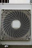 Klimaanlagenkondensator Stockbild