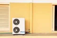 Klimaanlagensystem Stockbild
