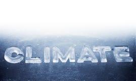 Klimaat stock afbeelding