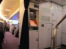 Klimaregelungssysteme in den Flugzeugen lizenzfreie stockfotografie