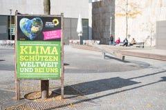 Klimat konferencja Munich zdjęcia royalty free