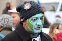 Klimatförändring royaltyfri fotografi