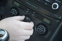 klimatyzacja panel Zdjęcie Royalty Free