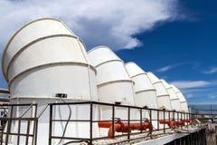 klimatyzacja przemysłowe Zdjęcie Royalty Free