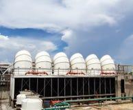 klimatyzacja przemysłowe Fotografia Stock