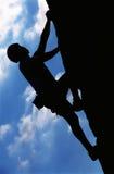 Klimmer royalty-vrije stock foto's