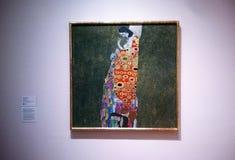 Klimt hope Royalty Free Stock Photography