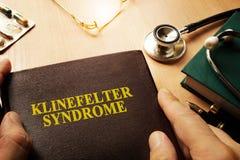 Klinefelter综合症状 免版税库存图片