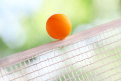 Klingeln pong stockfotos