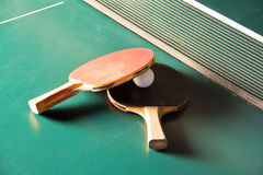 Klingeln Pong Stockfotografie