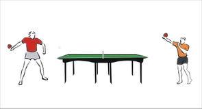 Klingeln pong Lizenzfreie Stockfotografie