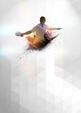 Klingeln pong Hintergrund Stockbilder