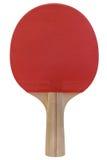 Klingeln Pong Paddel mit Pfad Lizenzfreies Stockbild