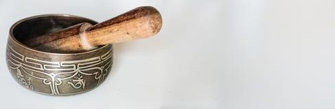 Klingelnschüssel Stockbilder