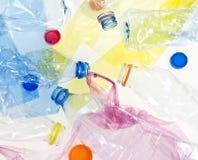 Klingeryt torby i butelki obrazy royalty free