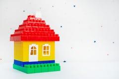 Klingeryt zabawki dom fotografia royalty free