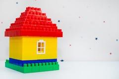 Klingeryt zabawki dom obraz royalty free