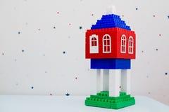 Klingeryt zabawki dom zdjęcie royalty free