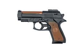 Klingeryt zabawki pistolet Zdjęcie Stock