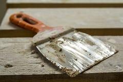 Klingerytu i metalu narzędzie dla gipsować pracy Obrazy Stock
