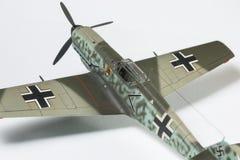 klingerytu model drugi wolrd wojny samolot Obraz Stock