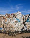 Klingerytu odpady Przetwarzać - Akcyjny wizerunek Obrazy Stock