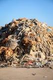 Klingerytu odpady Przetwarzać - Akcyjny wizerunek Obraz Stock