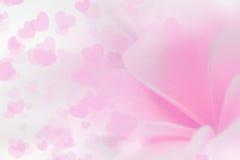 Klingt süßer Blumenartzusammenfassung Makrokonzept für die Idee stockfoto