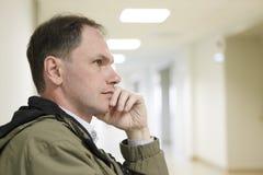 klinika pacjent Fotografia Royalty Free
