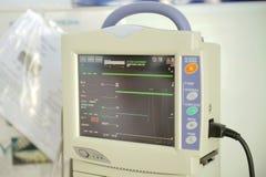 klinikmaternitybildskärm arkivfoto