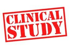 Klinische Studie Lizenzfreie Stockbilder