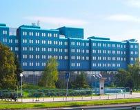 Kliniskt sjukhus Dubrava Fotografering för Bildbyråer