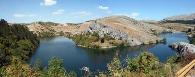 Klinjsko Lake Stock Photo