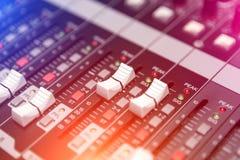 Klink mixer Stock Afbeelding