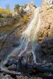 Klinserfall waterfall in totes gebirge mountains Royalty Free Stock Photos