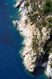 Klip-Elba van Cavoli eiland Royalty-vrije Stock Fotografie