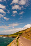 Klip op Dingle Schiereiland, Ierland Stock Afbeelding