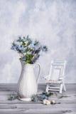 Klipp blåklinter Royaltyfri Foto