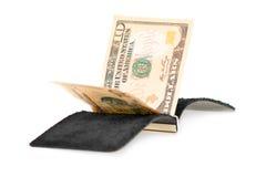 Klipp für Geld Lizenzfreie Stockfotos