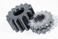 klipp ideala outsdelar för kugghjulet Arkivbild