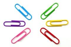 Klipp mit ergänzenden Farben Lizenzfreie Stockbilder