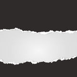klipp papper paper riven avståndstext Ingreppsbeståndsdelar Arkivbilder